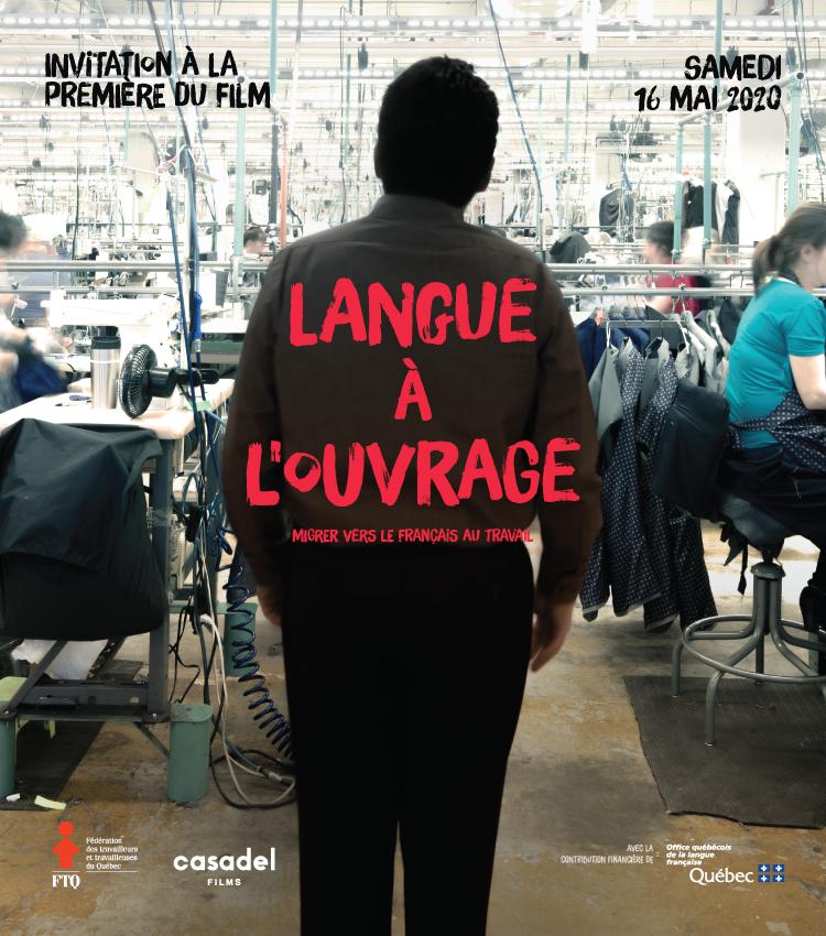 LANGUE À L'OUVRAGE – MIGRER VERS LE FRANÇAIS AU TRAVAIL